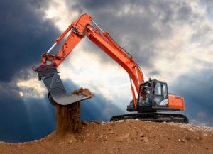 excavation excavatrice pelleteuse pelle mecanique tournai mons ath mouscron